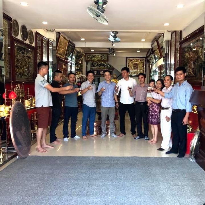 Cơ sở đúc đồng uy tín nhất tại Sài Gòn TP Hồ Chí Minh