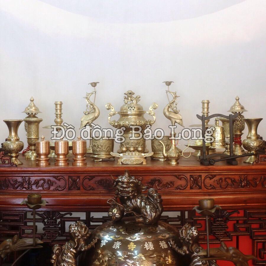 Cửa hàng, nơi bán đồ đồng, đồ thờ tại Sài Gòn TP Hồ Chí Minh