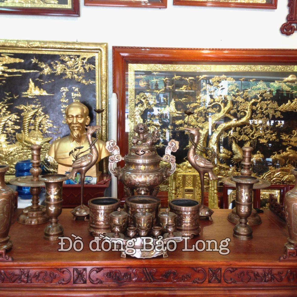 Cửa hàng, nơi bán lư đồng, đồ thờ phụng tại Sài Gòn TP Hồ Chí Minh