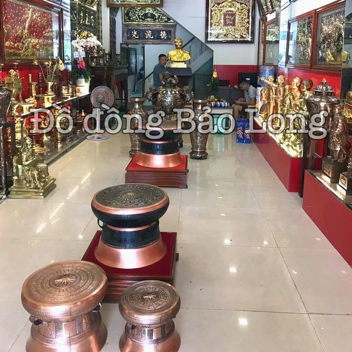 Cửa hàng, nơi bán trống đồng, mặt trống tại Sài Gòn TP Hồ Chí Minh