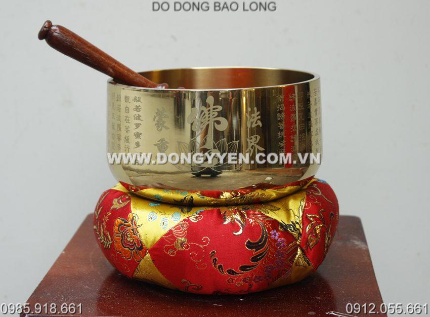 Chuông Bát Đài Loan ĐK 15cm
