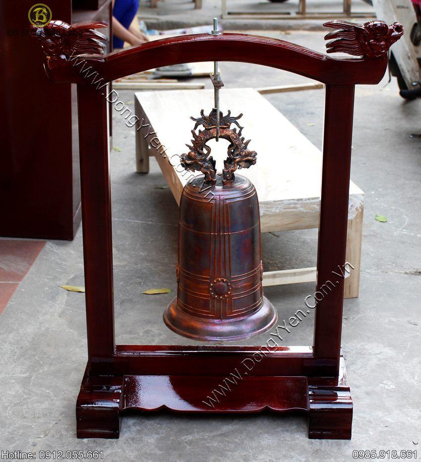 Chuông Đồng Nhà Thờ, Điện Thờ Nhỏ