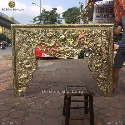 Báo Giá Thi Công Cửa Võng Bằng Đồng Cho Nhà Thờ