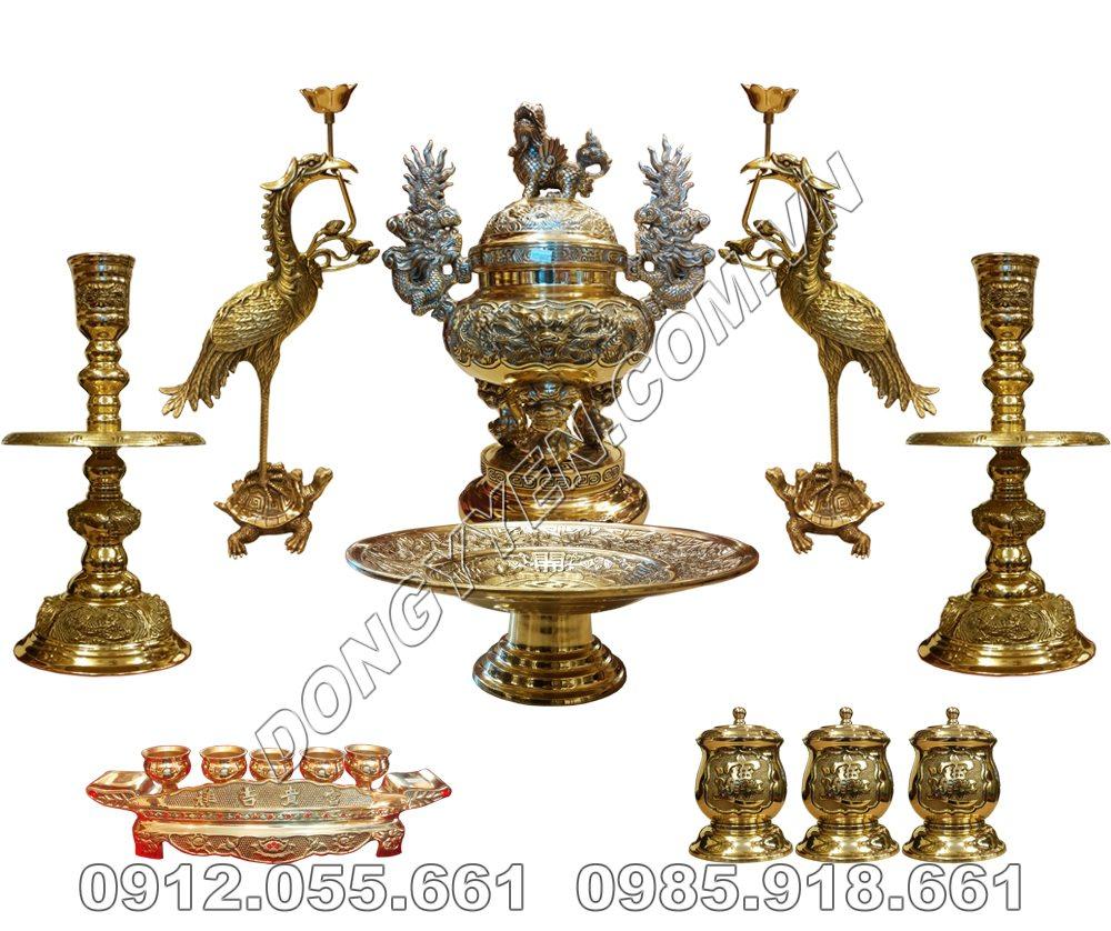 đồ thờ dapha 50cm
