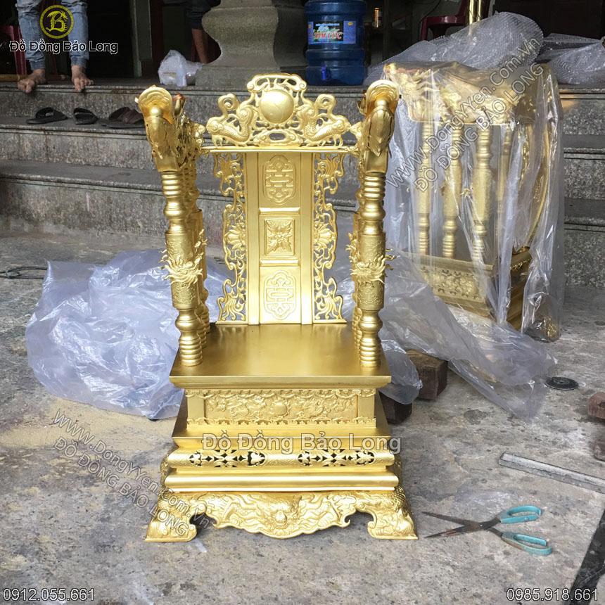 Ngai Đồng Thờ Cúng Cao 68cm