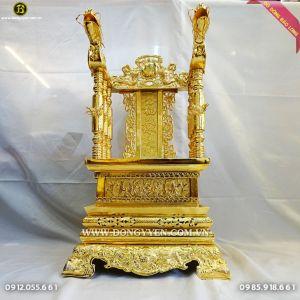 Ngai Thờ Bằng Đồng Mạ vàng 81cm cho Khách Từ Liêm Hà Nội
