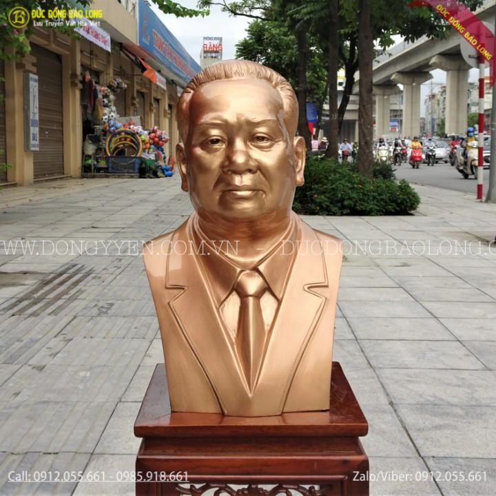 Đúc Tượng Chân Dung Cho Khách Ở Tiền Giang