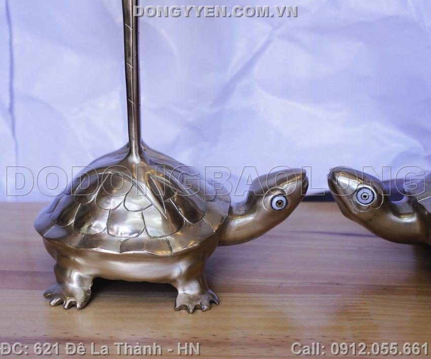 rùa trên hạc