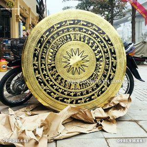 Mặt Trống Đồng 1m2 cho khách Tuyên Quang