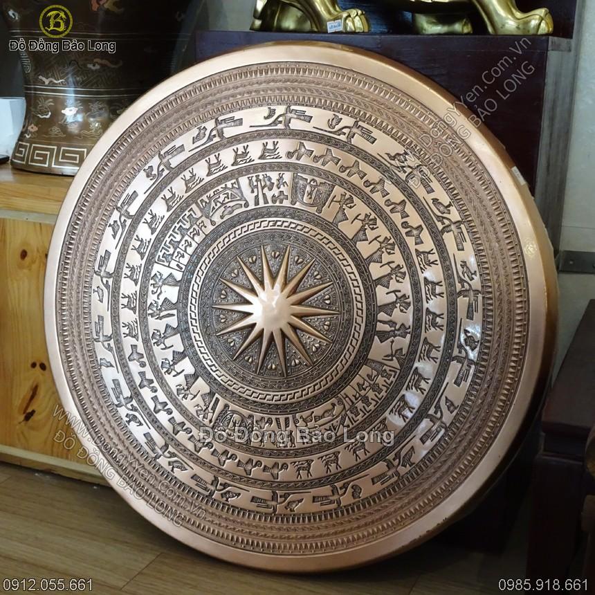 Mặt Trống Đồng Ngọc Lũ 50cm