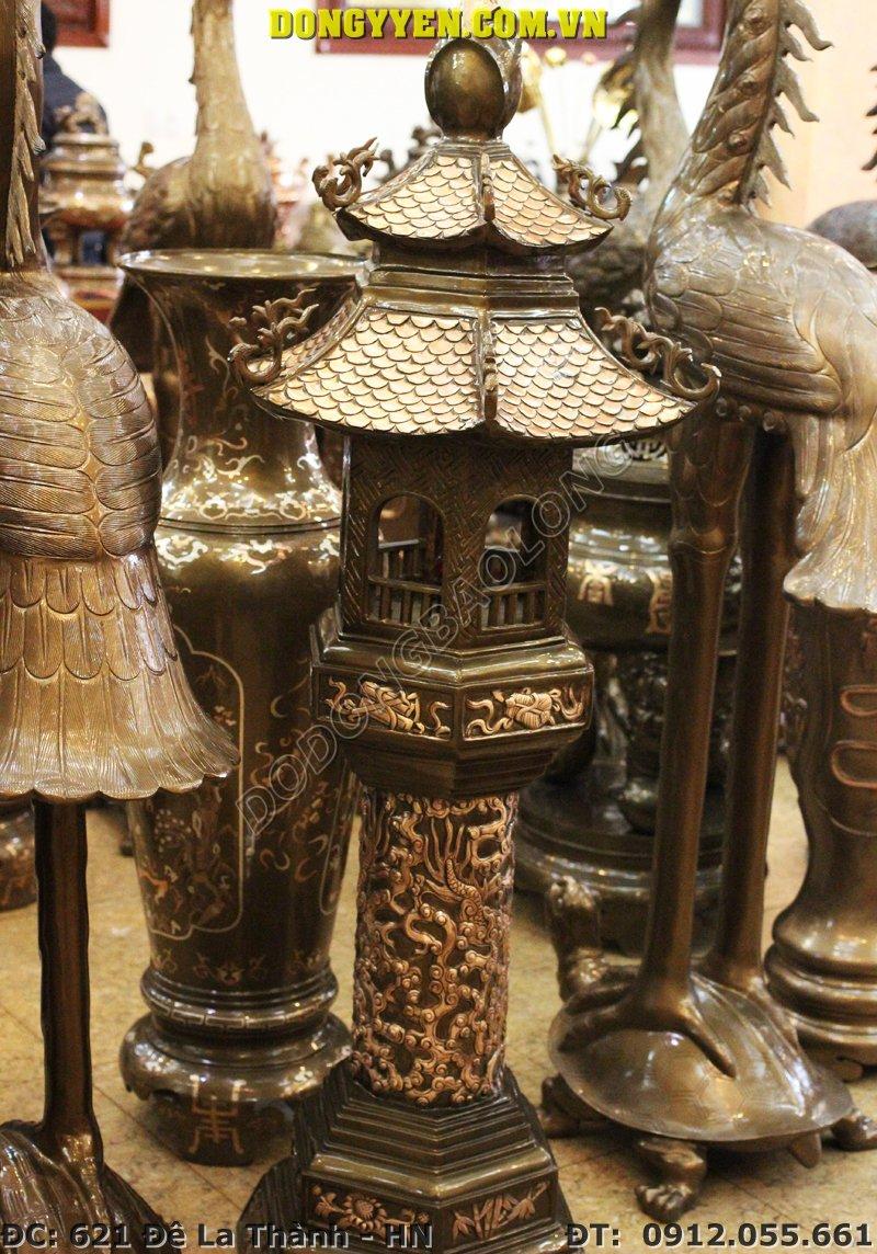 đèn thờ cho nhà chùa, nhà thờ