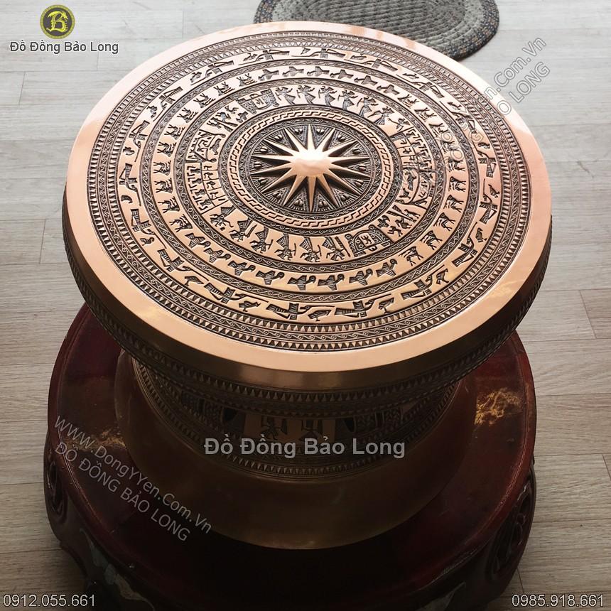 Trống Đồng Ngọc Lũ DK40cm