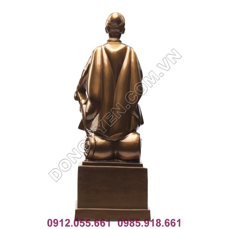 tượng đông trần quốc tuấn 60cm