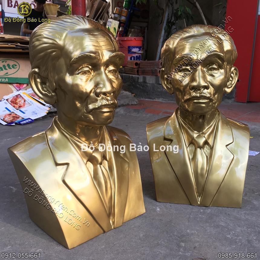 Báo Giá ĐÚC TƯỢNG CHÂN DUNG, Truyền Thần Bằng Đồng