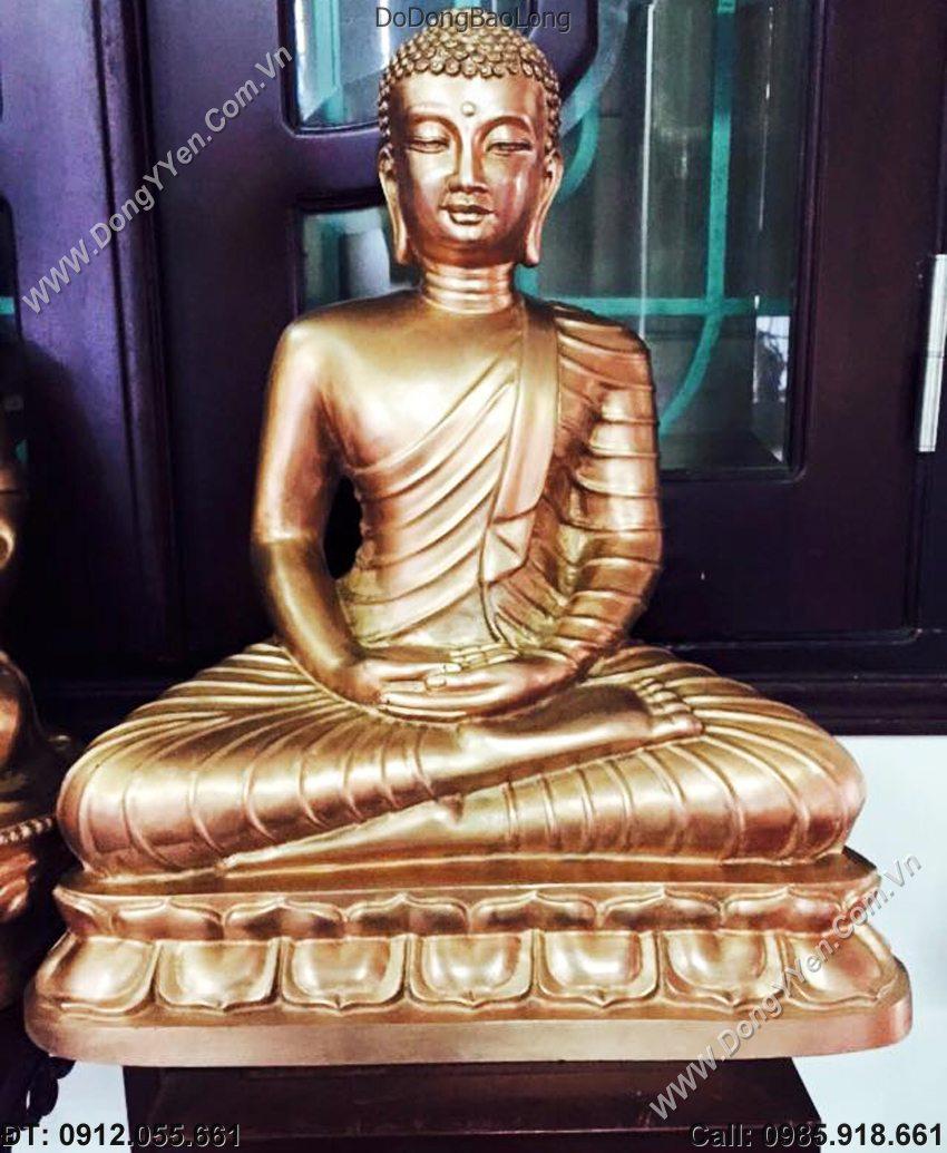 Đúc Tượng Phật Thích Ca Mâu Ni kiểu Thái Lan