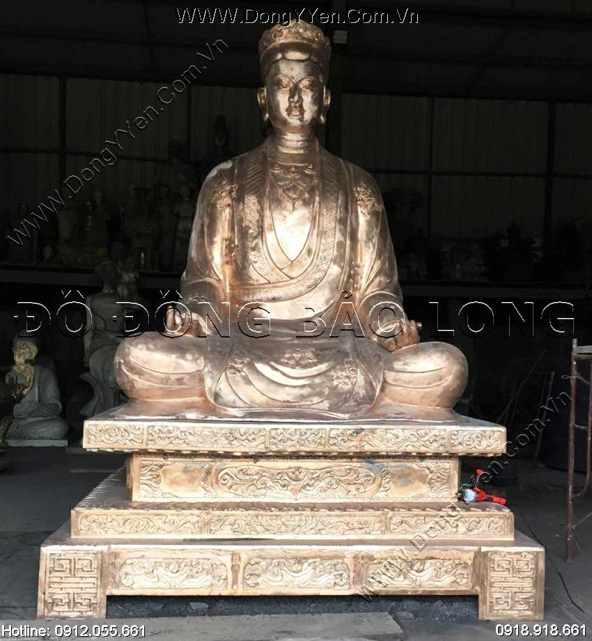 Đúc Tượng Phật Cho Đền Chùa