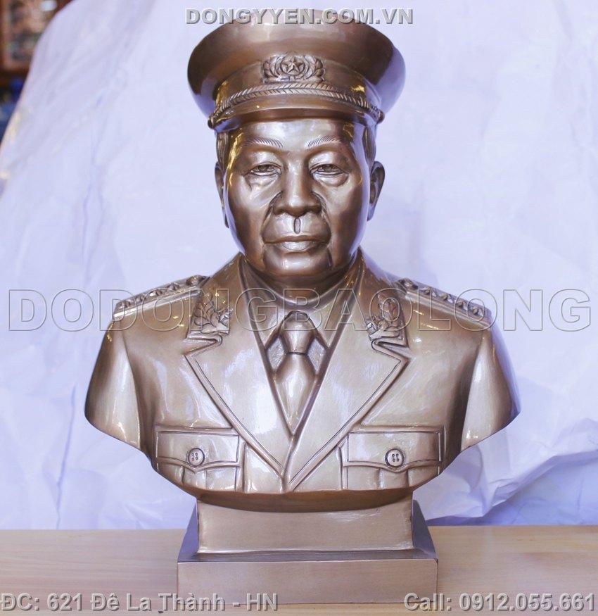Tượng Đồng Võ Nguyên Giáp 38cm