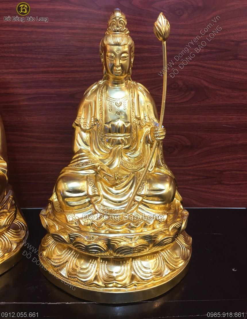 Phật đại thế trí 48cm