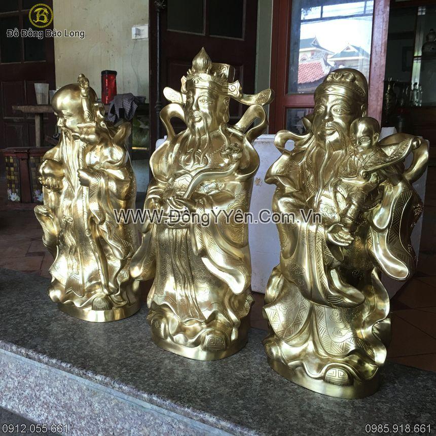 Tượng Đồng Tam Đa 50cm Hàng Đặt
