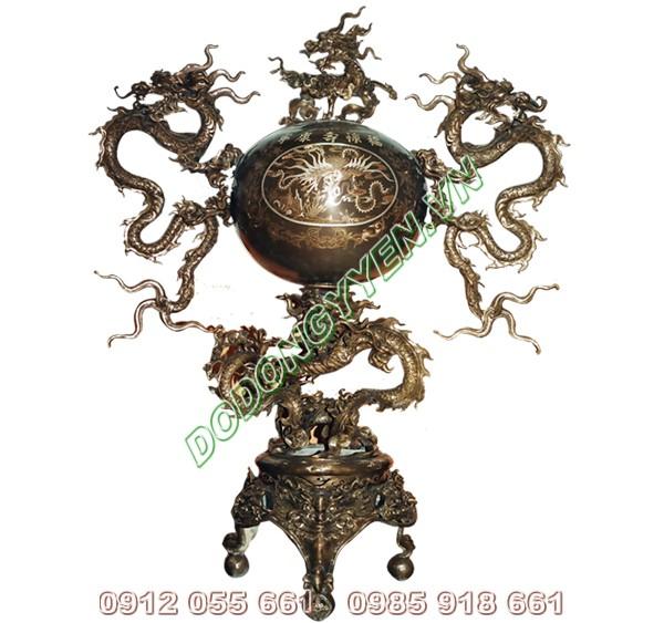 Đỉnh Hóa rồng - Đỉnh đồng hóa rồng - Đỉnh hóa rồng cao cấp